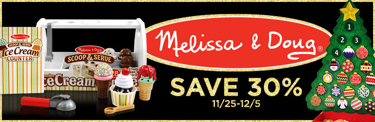 Melissa & Doug, Black Friday Sale