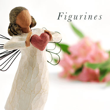 Valentine Figurines