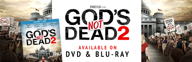 Order God's Not Dead 2 DVD & Blu-ray/DVD Combo