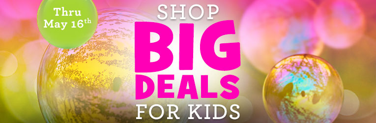 Kids' Sale Shop 5/9-5/16