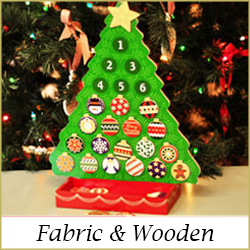 Fabric & Wooden