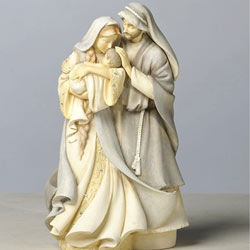Foundations Figurine Holy Family
