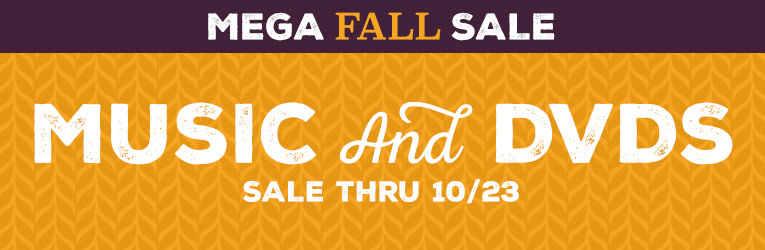 The Mega Fall Sale: DVDs & Music