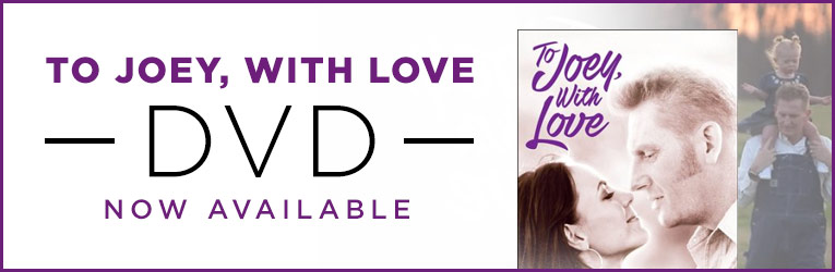New To Joey With Love DVD