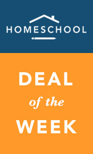 Homeschool Deal of the Week