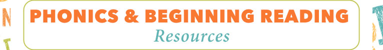 Phonics & Beginning Readers