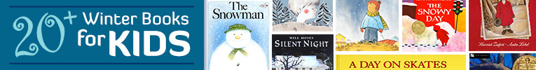 20 Winter Kids Books