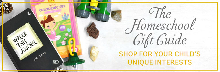 Homeschool Gift Guide - Shop by Interest