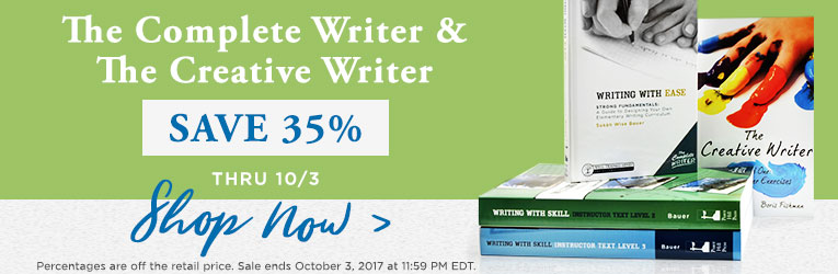 Complete Writer Sale