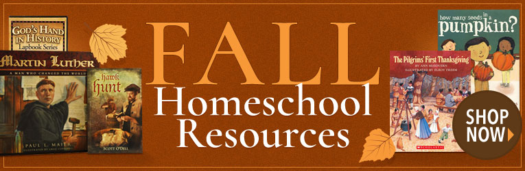 Homeschool Fall Resources