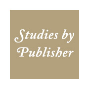 Studies by Publisher