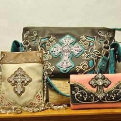 Fashion Cross Handbags & More