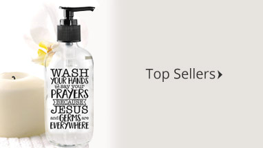 Top Sellers: Soap Dispensers