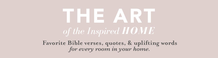 Art of the Inspired Home