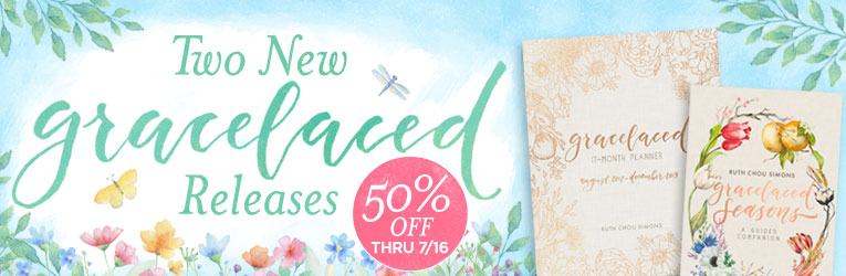 Save 50% two new releases by Ruth Chou Simons