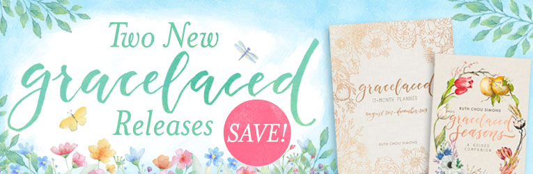 Save -two new releases by Ruth Chou Simons