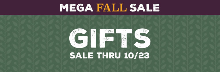 Mega Fall Gift Sale