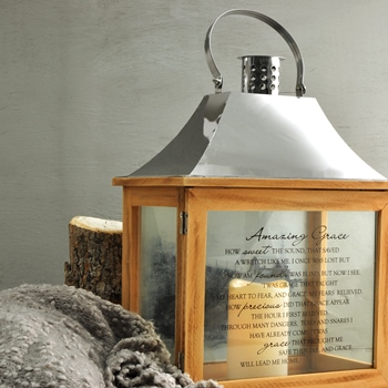 Amazing Grace Lantern Light