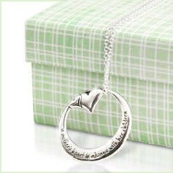 Mother's Pendant Sterling