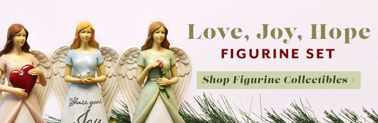 Angel Figurines: CBD Exclusive