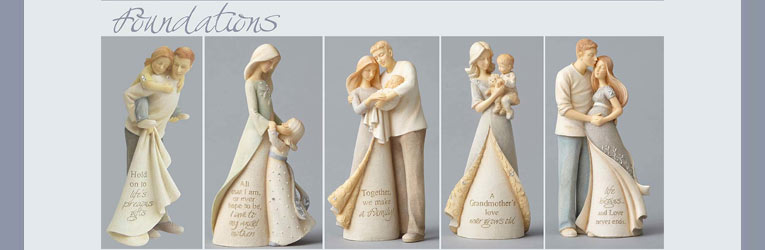 Karen Hahn Family Figurines