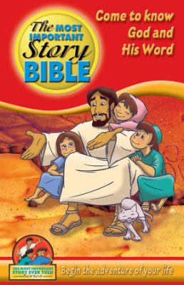 The Most Important Story Bible