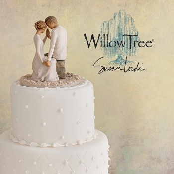 Willow Tree® Cake Topper