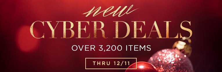 New Cyber Deals - thru 12/11