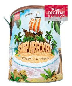 Shipwrecked Ultimate Starter Kit Plus Digital