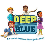 Deep Blue Curriculum Logo