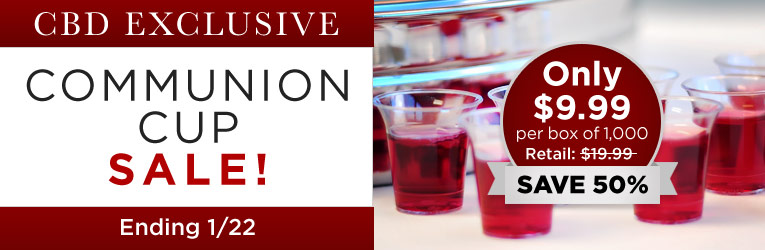 Communion Cup Sale