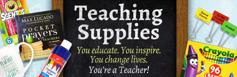 Teaching Supplies & Education Resources