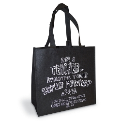 Teacher Super Tote