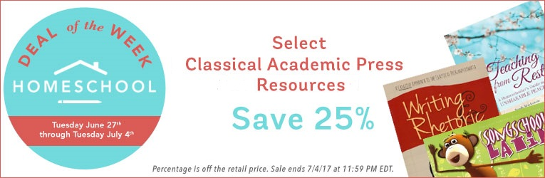 Select Classical Academic Press Sale