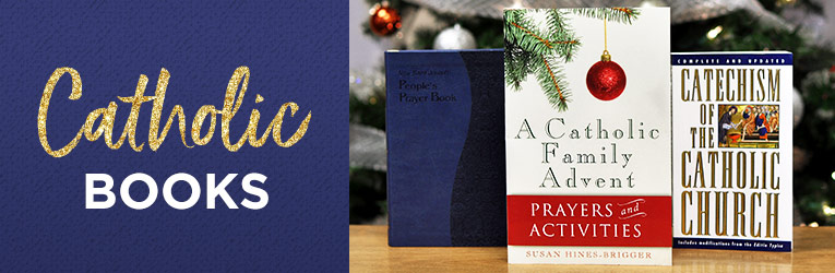 Catholic Advent & Christmas Books