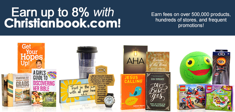 Christianbook.com Affiliate Program