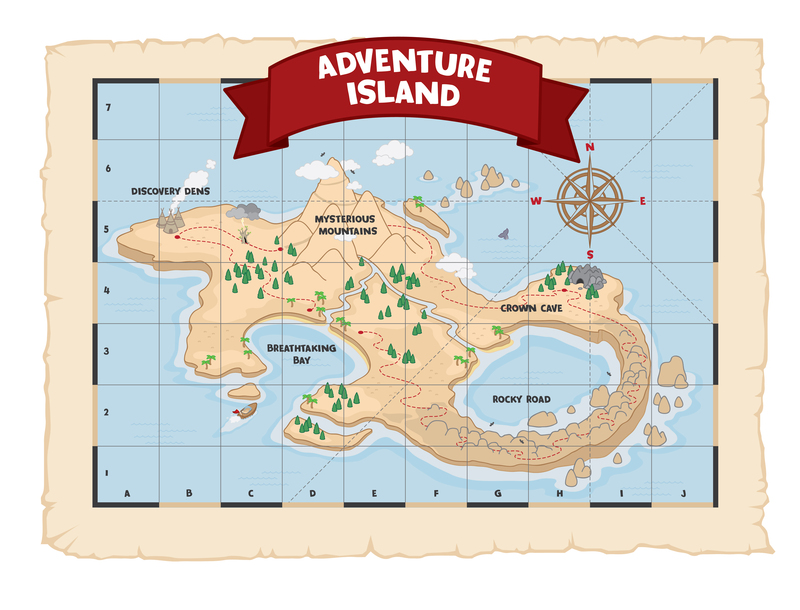 Epic Explorers Map