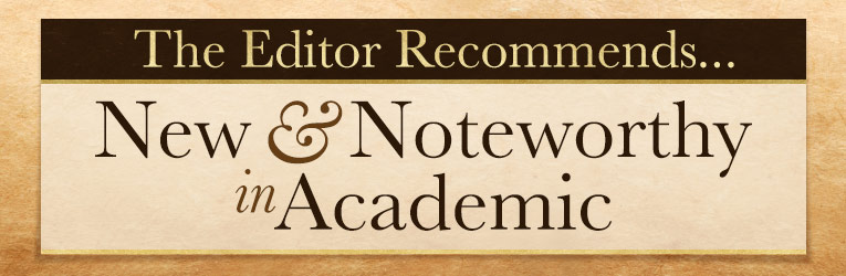 Academic Editor Picks