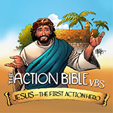 The Action Bible VBS Logo