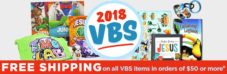 VBS 2018 Free Shipping Info
