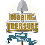 Digging for Treasure VBs Logo