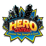Hero Central VBS Logo
