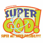 Super God VBS Logo