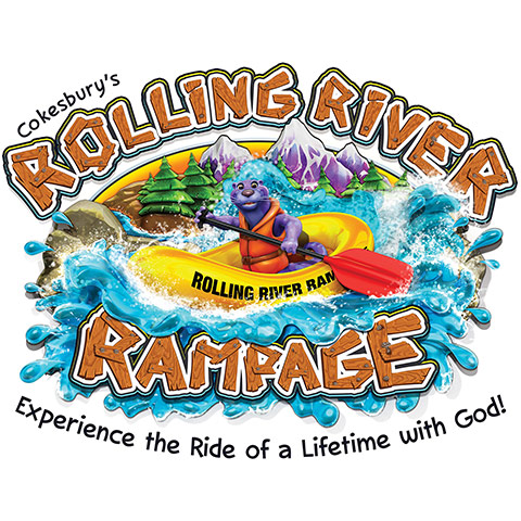 Rolling River Rampage - Cokesbury VBS 2018