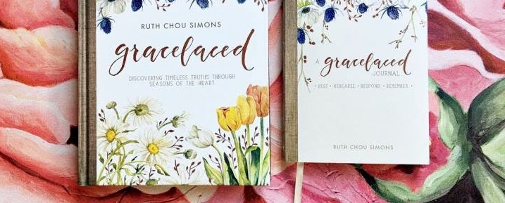 GraceLaced Book & Journal, by Ruth Chou Simons