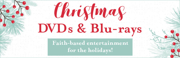 Christmas DVDs & Blu-rays