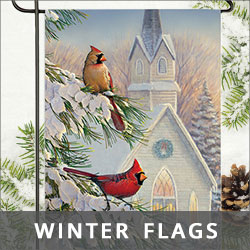 Winter Flags
