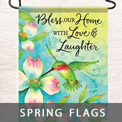Spring Flags
