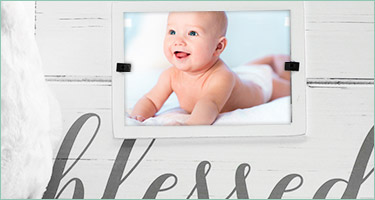 Photo Frames for Baby