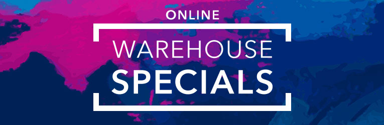 Online Warehouse Specials